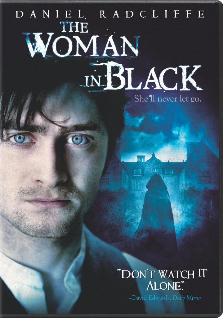 THE WOMAN IN BLACK available now from Sony Pictures Home Entertainment