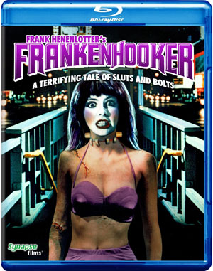 FRANKENHOOKER available on Blu-Ray from Synapse Films!