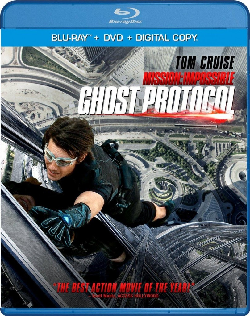 M:I 4: Ghost Protocol available now from Paramount