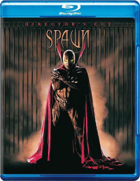 SPAWN Blu-Ray