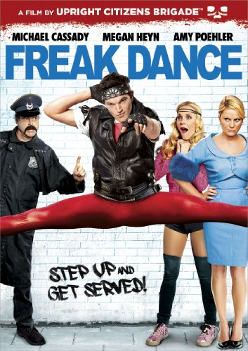 FREAK DANCE DVD