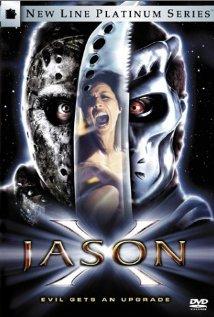 Jason X DVD