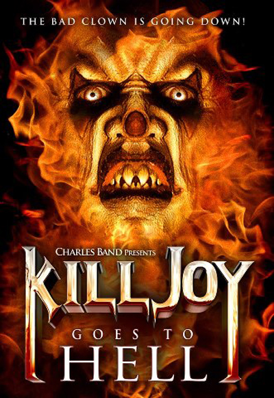 KILLJOY 4 DVD