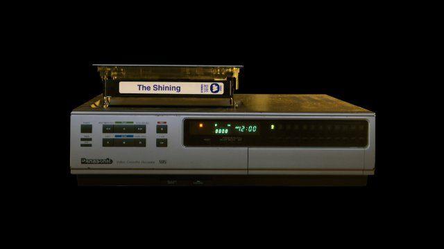 VHS Shining