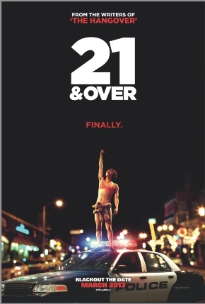 21 and over psoter