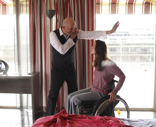 Jacques Audiard directs Cotillard