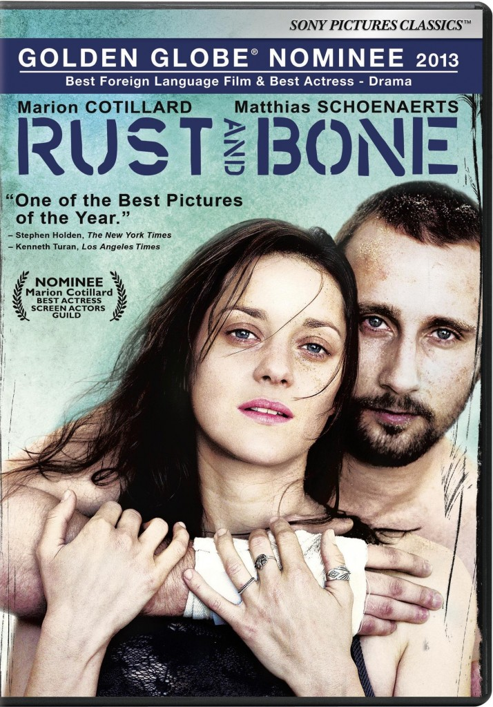 RUST AND BONE available 3/19 on DVD and Blu-Ray from Sony Pictures Home Entertainment
