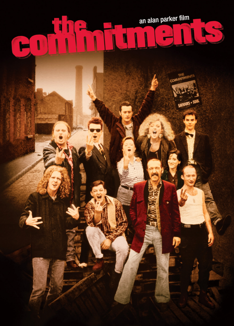 a review of the movie the commitments Tm: it has been 25 years since the movie version of the commitments was  released  one review, while generally positive, said that the book would be of  little.