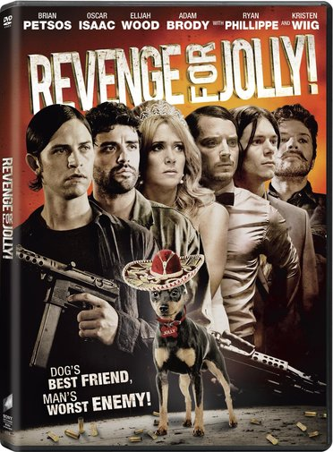 revenge for jolly poster