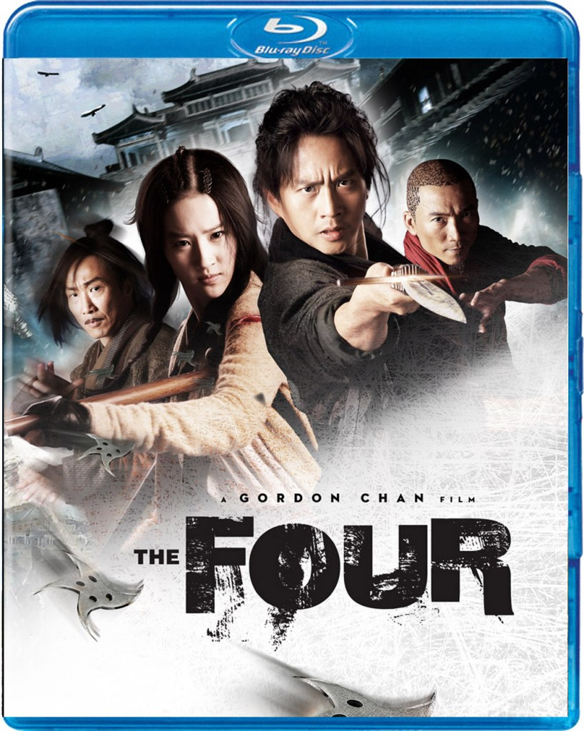 The Four Blu-Ray