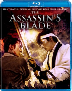 assassins blade blu-ray