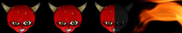 2.5 of 4 devils