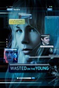 wasted dvd cover