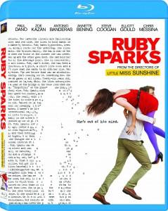 Ruby Sparks Blu Ray
