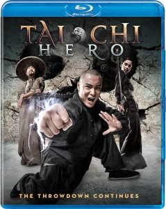 Tai Chi Hero BD cover