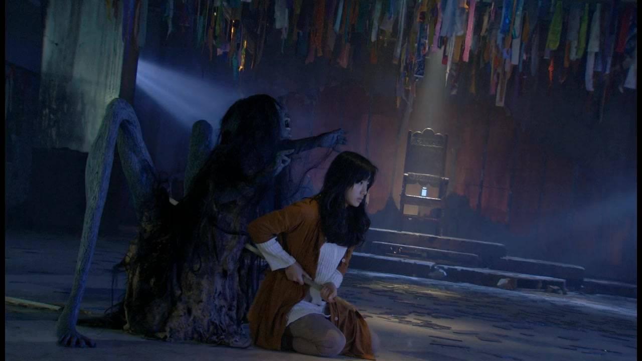 Sadako 3d dvd review cinema judgement day for 3d film archive