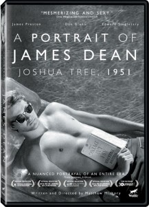 A PORTRAIT OF JAMES DEAN: JOSHUA TREE, 1951 cover