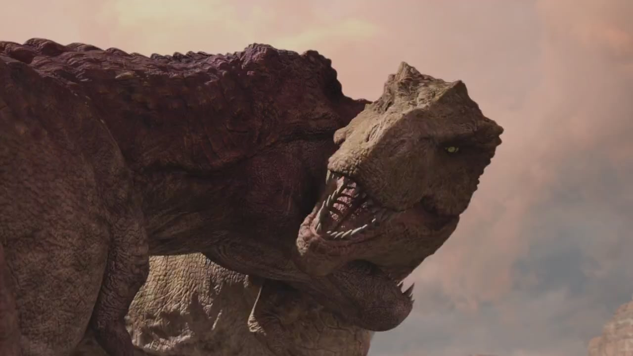 Tarbosaurus vs. T-Rex