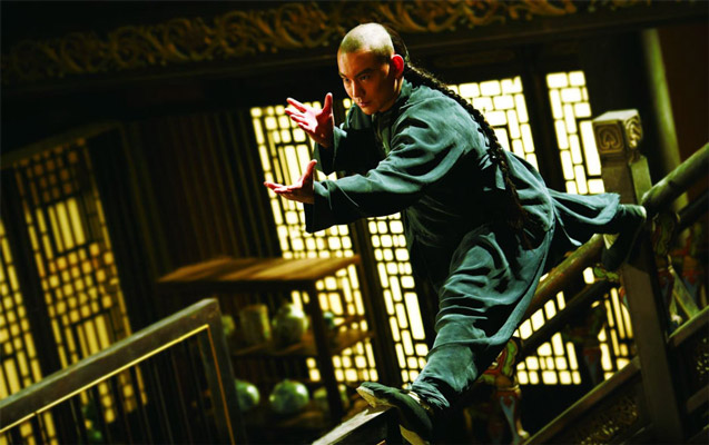 Lu Chan balances