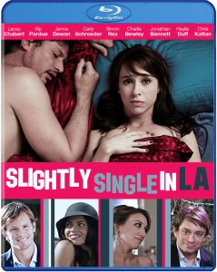 Slightly Single Blu cover