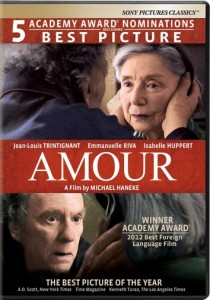 Amour DVD cover