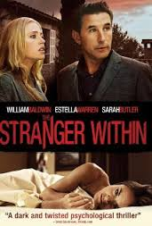 the stranger within dvd cover